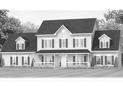 Spring Creek Floor Plan