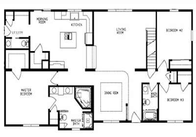 Waterbury Floor Plan