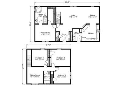 Crestrock Floor Plan