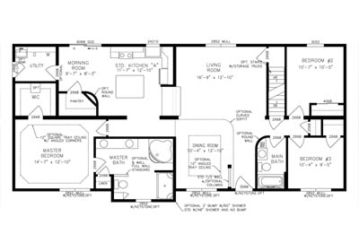 Woodview Floor Plan