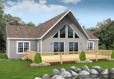 Timber Ridge Floor Plan
